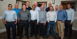 Kier & Wright principals with 2019 associates